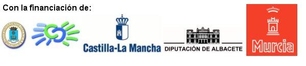 Logotipos de los financiadores