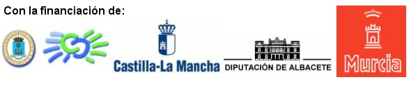 Logotipos de los financiadores