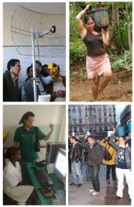 Imágenes de proyectos de ONGAWA