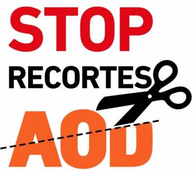 Stop Recortes AOD