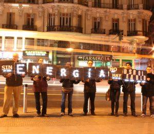 Sin energía no hay desarrollo