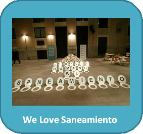 We Love Saneamiento