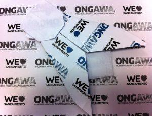 Origami Derecho al Saneamiento