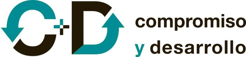 Logo CyD azul