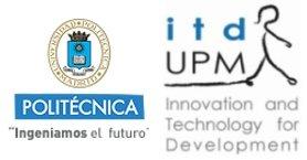 Logo itdUPM+upm