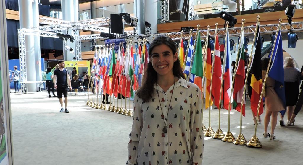 Derecho al Agua: los jóvenes se hacen oír en el Parlamento Europeo