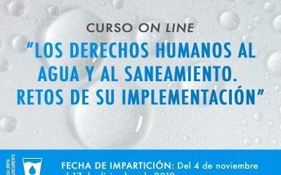 Los Derechos Humanos al Agua y al Saneamiento. Retos de su implementación (formación online + talleres)