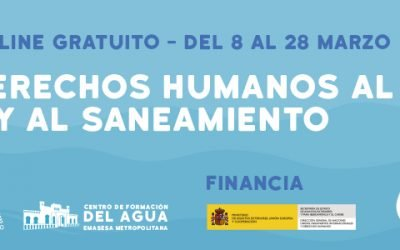 Curso on-line: Los derechos humanos al agua y al saneamiento