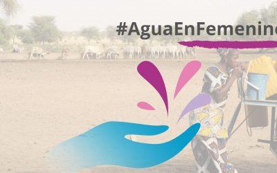 #AguaEnFemenino: mujeres defendiendo el agua