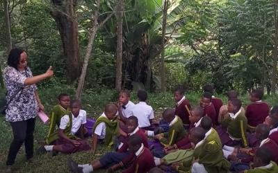 El reto de la higiene menstrual: hablamos con Leonia, responsable de género de ONGAWA en Tanzania.